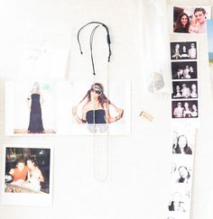 Candice Pool Neistat Talks Designing Jewelry and More: With two companies to run and husband, Casey Neistat, and daughter at home, the energetic entrepreneur remains seemingly unfazed by the tasks at hand. -- Photo booth and polaroid photos | coveteur.com