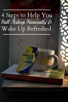 Pharr Away:  Four easy steps to help you #fallasleep #naturally. #StressLess2BeMyBest #sleep