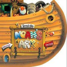 Inside Noah's Ark - Charles Reasoner, from Eliza Henry in Archbold, Ohio.
