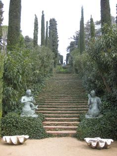Jardins de Santa Clotilde, Lloret de Mar, Spain
