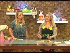 Fazendo Arte - Flor reciclável com filtro de café (parte 1) - YouTube