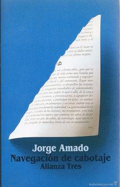Navegación de cabotaje, de Jorge Amado. Alianza Editorial 1992 - Foto 1