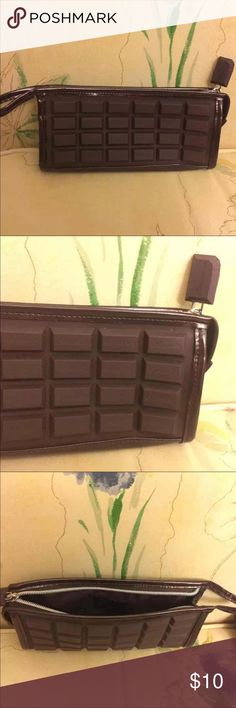Chocolate Shape wallet Brown Bags Wallets