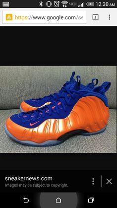 Knicks foamposites