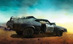 The Cars of Mad Max: Fury Road by Colin Gibson...