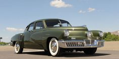 Awesome Preston Tucker's first and only car saw many innovations that took years for...  old cars, what else...? Check more at http://autoboard.pro/2017/2017/03/24/preston-tuckers-first-and-only-car-saw-many-innovations-that-took-years-for-old-cars-what-else/