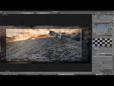 compositing blender 3D