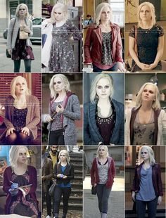 From L&P to English Tea (And Back Again): Character Fashion :: Liv Moore :: iZombie