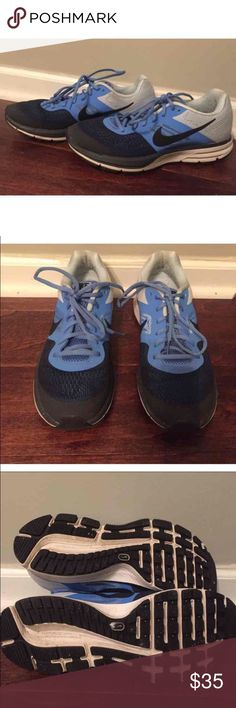 Nike womens sneakers size 11 Used but in good condition Nike womens Pegasus sneakers size 11 Nike Shoes Sneakers