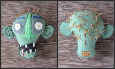 Zombie Francis by 609East, via Flickr