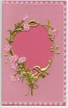 good shape for paper flowers Hand Made Greeting Cards, Greeting Cards Handmade, Vellum Crafts, Paper Crafts, Parchment Design, Parchment Cards, Card Patterns, Card Maker, Flower Frame