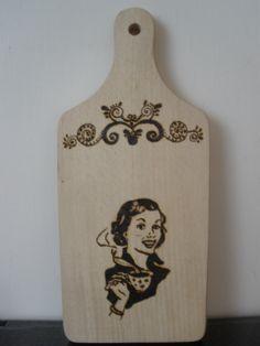 wodden chopping board