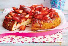 Unser beliebtes Rezept für Saftiger Erdbeer-Käsekuchen und mehr als 55.000 weitere kostenlose Rezepte auf LECKER.de.