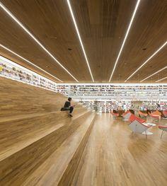Livraria Cultura,© Fernando Guerra | FG+SG