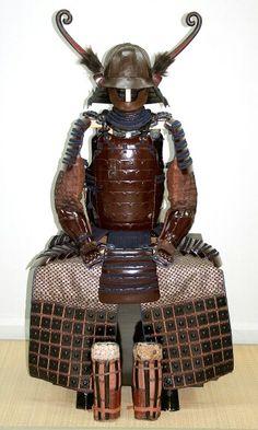Samurai armour ·«ǂ»·