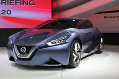 Amazing new nissan friend me car launched at auto expo 2014 at Hdwallpapersz.net
