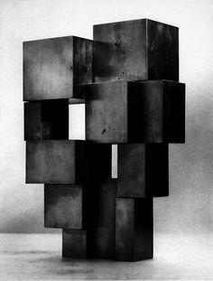 Hans Aeschbacher, Figure XVIII, 1959