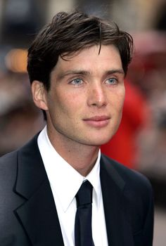 Cillian Murphy attends the 'Batman Begins' European Film Premiere at the Odeon Cinema in London's Leicester Square. Picture: UK Press