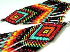 Native American Seed Bead Patterns   Seed bead patterns