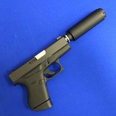 weaponslover:   Glock 43   Source - BlackSheepWarrior.com