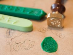 Wax seal Wax Seals, Cartography, Enough Is Enough, Pens, Usb Flash Drive, Journaling, Envelope, Stationery, Packaging