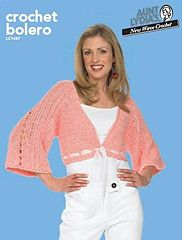 Ravelry: Bolero - LC1487 pattern by Michele Maks