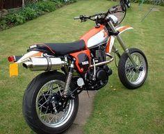 xt 500 custom