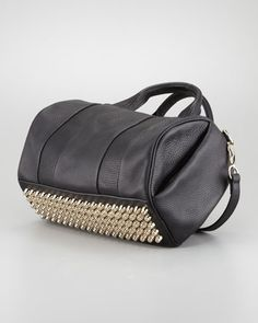 Alexander Wang Rocco bag, studded bottom *swoon*