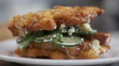 La recette de crêpe de cabane à sucre par excellence! Gary Mehigan, Learn To Cook, Brunch, Diners, Meat, Chicken, Cooking, Burgers, Hamburgers