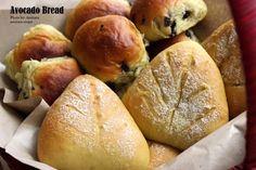 Avocado Bread 牛油果面包
