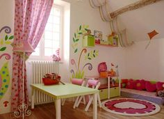 Playroom Ideas For Girls