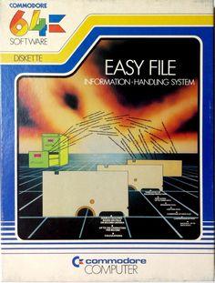 Easy File (C64)