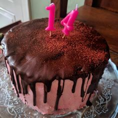 """Carien van Boxtel on Instagram: """"#doneanddusted #birthdaycake in 4 layers"""""""
