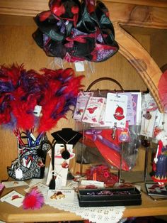 The Red Hat Ladies products found at The Cotton Company by @Boutique de Beaute