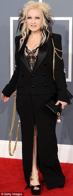 Cindy Lauper, Grammy Awards 2012