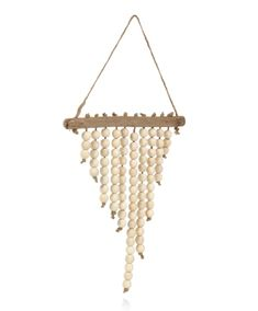 Prize 14,99€ Wind Chimes, Chandelier, Wall Decor, Ceiling Lights, Outdoor Decor, Home Decor, Products, Rustic Living Rooms, Small Condo