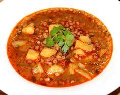 Krumplis tarhonyaleves recept