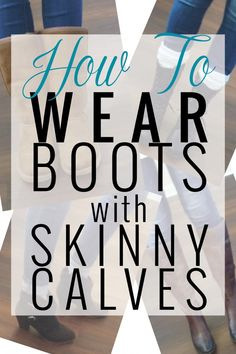 definitely a great article for those who have skinny legs like me