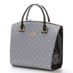 #bestseller Novinka našeho e-shopu. Luxusní model od značky Maggio je odrazem elegance, luxusu a stylovosti. Černo šedá lakovaná kabelka Maggio Florida je opravdovým skvostem, perfektní tvar, jemné doplňky, čistota designu.. Vezměte si ji na společenskou akci, ale i do práce nebo jen tak do města. Uvnitř vám kabelka nabídne menší kapsy bez zipu a se zipem a nedělený prostor s černou podšívkou. Tote Bag, Bags, Fashion, Luxury, Handbags, Moda, Fashion Styles, Carry Bag, Taschen