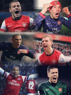 Arsenal Passion Montage.
