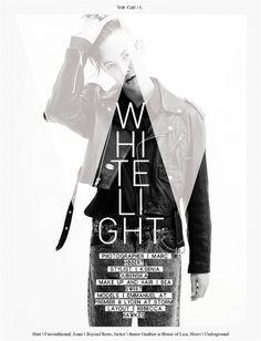 Designspiration — White Light | Volt Café | by Volt Magazine