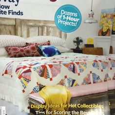 Living with quilts