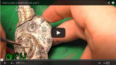 There are tons of video about painting and weathering tanks, but this series of 4 videos for almost 2 hours is very well done. The Author leads you in all the steps of painting and weathering, start