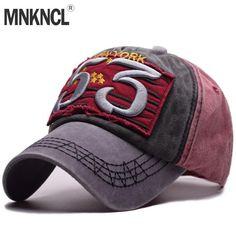 1c4105a31f7 2018 New Summer Baseball Cap Embroidery Wash Cap Hats For Men Women Snapback  Gorras Hombre Casual