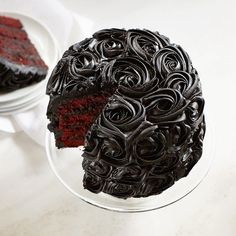 black food for halloween - Google Search