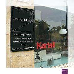 Espacio Plano - Imagen Corporativa & Señalética Exterior