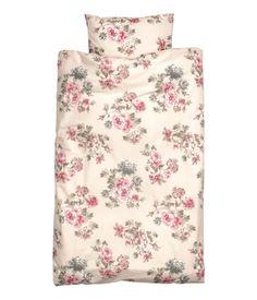 For twin bedroom: duvet set Product Detail
