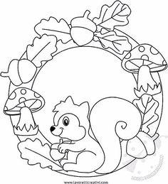 Halloween Doodle, Halloween Drawings, Halloween Pictures, Fall Halloween, Halloween Crafts, Fruit Coloring Pages, Spring Coloring Pages, Colouring Pages, Coloring Books