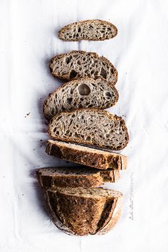 wheat bread with seeds