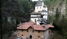 SANTUARIO DI S. ROMEDIO - Girovagando in Trentino